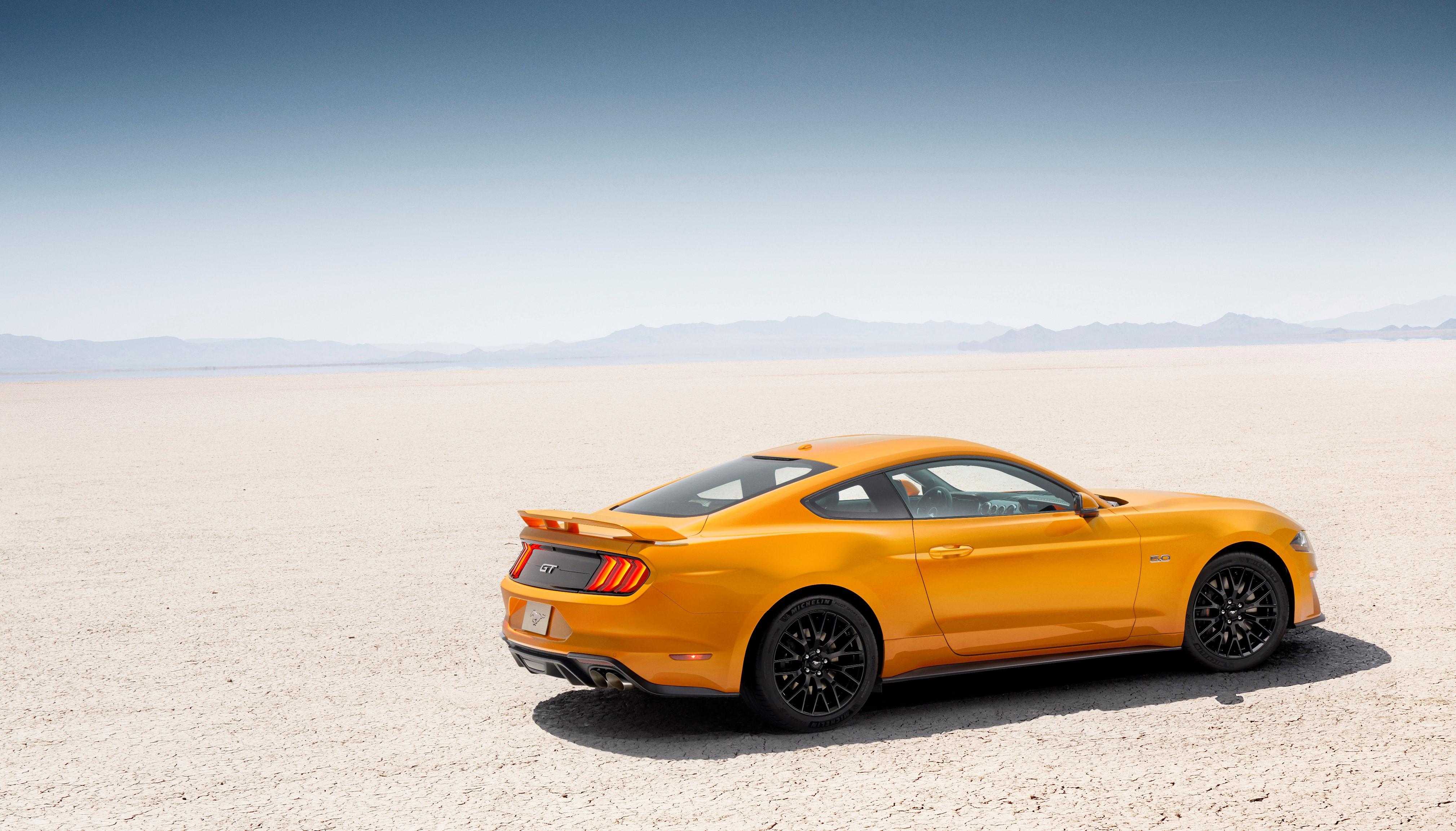 智能化的新福特野马mustang正让跑车进入一个极致体验