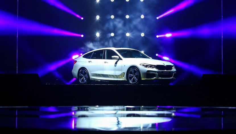 宝马最漂亮的车型BMW 6系GT上市,售价71-87万元