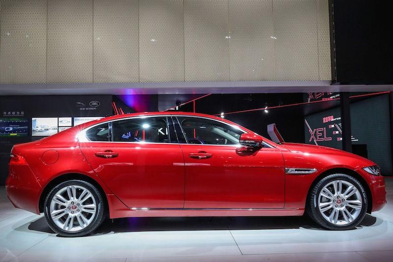 又一款捷豹加长国产,全新捷豹XEL全球首发,明年1月正式上式